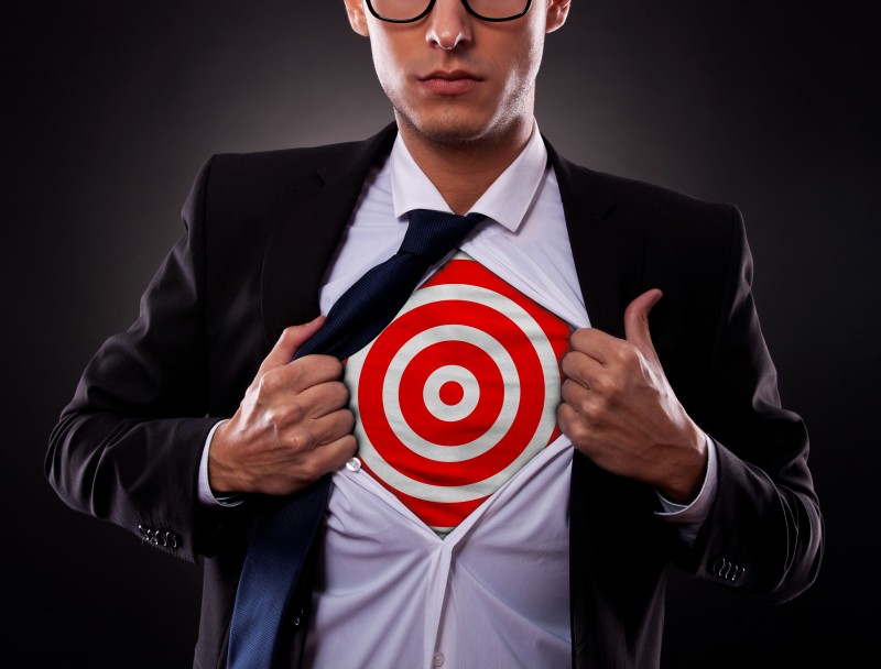 The Best Project Managers Wear a Target